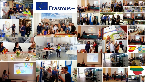 Erasmus + project (2017-1-LT01-KA104-035154)